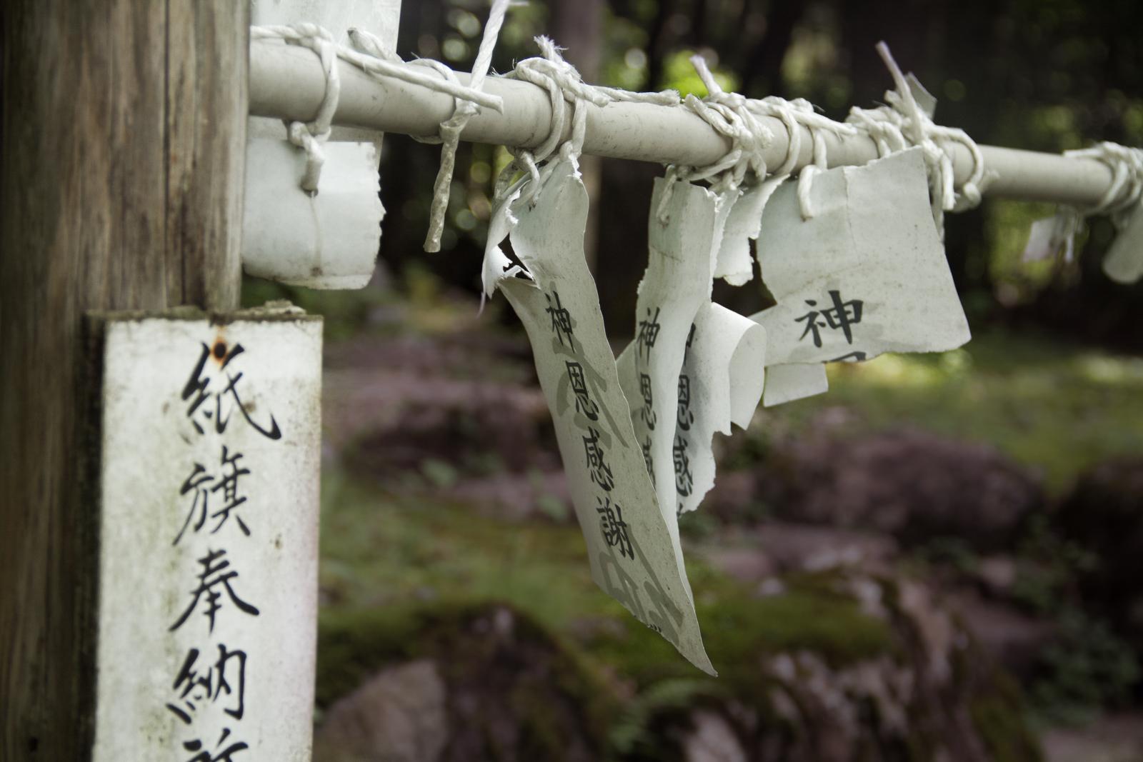Souvenirs du Japon