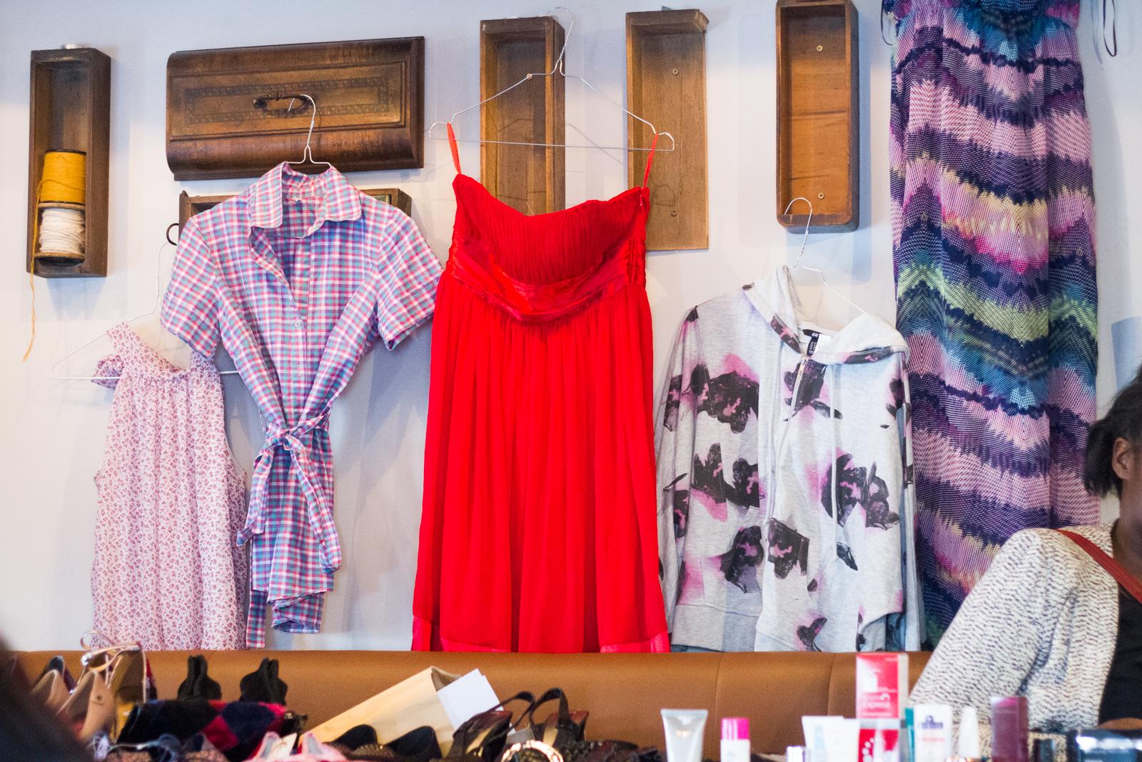 IVide dressing de blogueuse